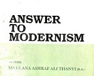 """Answer to Modernism"" by Ashraf Ali Thanwi"